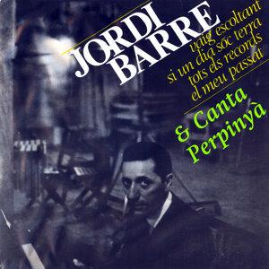 Jordi Barre 歌手頭像