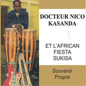 Docteur Nico Kasanda 歌手頭像