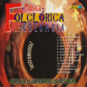 Banda de la Universidad de Antioquia 歌手頭像