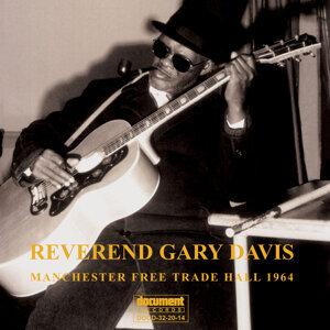 Rev. Blind Gary Davis 歌手頭像