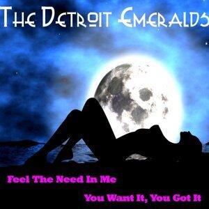 The Detroit Emeralds 歌手頭像