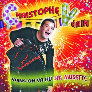 Christophe Vérin 歌手頭像