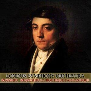 The London Symphony Orchestra, Ottorino Respighi 歌手頭像