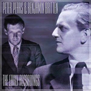 Peter Pears, New Symphony Orchestra, Benjamin Britten 歌手頭像