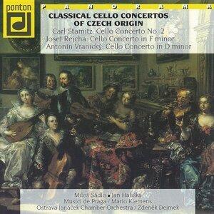Jan Hališka, Miloš Sádlo, Mario Klemens, Ostrava Janáček Chamber Orchestra, Musici de Praga 歌手頭像