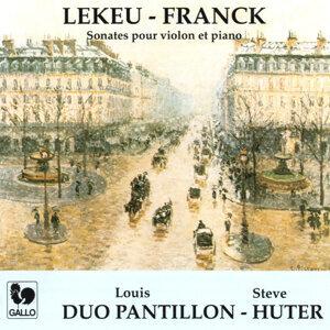 Louis Pantillon & Steve Huter 歌手頭像