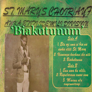 St. Mary's Choir Akwa Etiti Idemili Division 歌手頭像