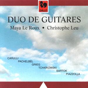 Maya Le Roux & Christophe Leu 歌手頭像
