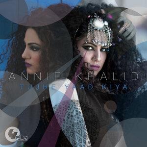 Annie Khalid 歌手頭像