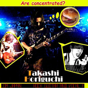 Takashi Horiguchi 歌手頭像