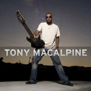 Tony MacAlpine (東尼麥考潘) 歌手頭像