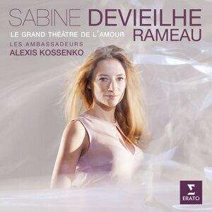 Sabine Devieilhe/Les Ambassadeurs 歌手頭像