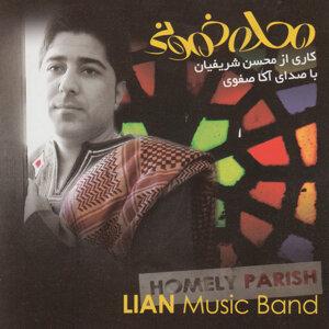 Mohsen Sharifian 歌手頭像