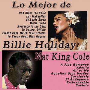 Billie Holiday|Nat King Cole 歌手頭像
