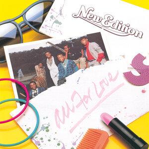 New Edition (新版本合唱團) 歌手頭像