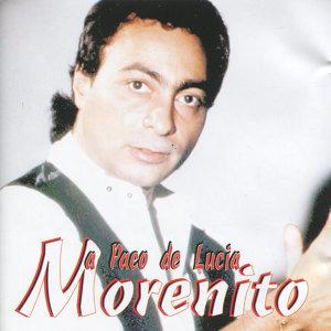 Morenito 歌手頭像