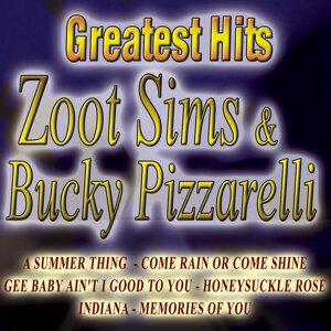 Zoot Sims & Bucky Pizzarelli 歌手頭像