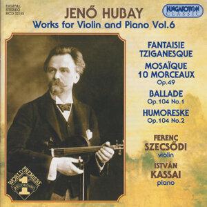 Szecsődi Ferenc 歌手頭像