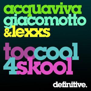 Acquaviva, Giacomotto, Lexxs 歌手頭像
