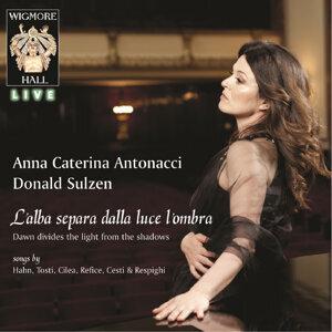Anna Caterina Antonacci & Donald Sulzen 歌手頭像
