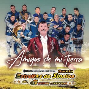 Banda Estrellas De Sinaloa De German Lizarraga