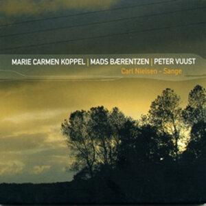 Marie Carmen Koppel|Mads Bærentzen|Peter Vuust 歌手頭像