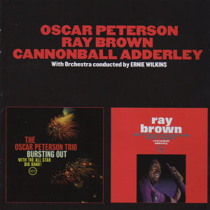 Oscar Peterson|Ray Brown|Cannonball Adderley 歌手頭像