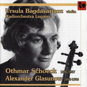 Ursula Bagdasarjanz 歌手頭像