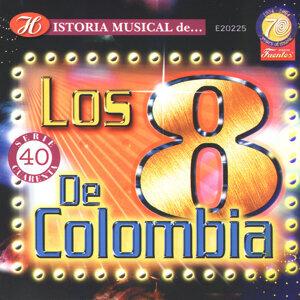 Los Ocho de Colombia 歌手頭像