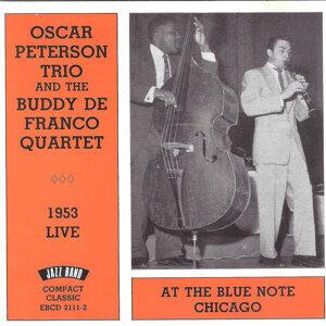 Oscar Peterson Trio & Buddy DeFranco Quartet 歌手頭像