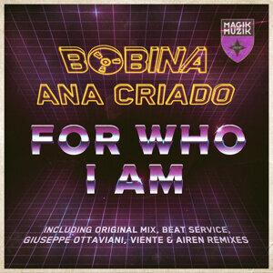 Bobina & Ana Criado 歌手頭像
