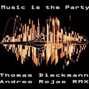 Thomas Dieckmann 歌手頭像