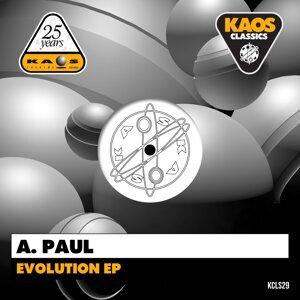 A.Paul 歌手頭像