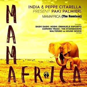 Peppe Citarella, India, Paki Palmieri 歌手頭像