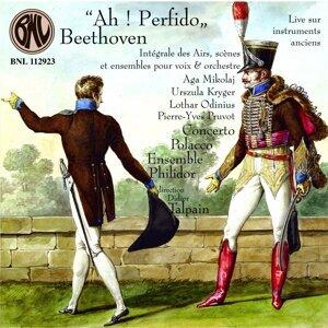 Aga Mikolaj, Didier Talpain, Concerto Polacco, Urszula Kryger, Lothar Odinius, Pierre-Yves Pruvot, Ensemble Philidor 歌手頭像