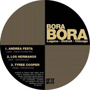Andrea Festa, Los Hermanos, Tyree Cooper 歌手頭像