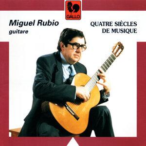 Miguel Rubio 歌手頭像