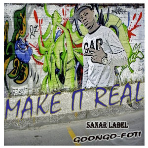 MAKE IT REAL 歌手頭像