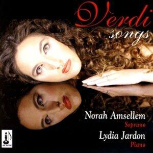 Norah Amsellem, Lydia Jardon 歌手頭像