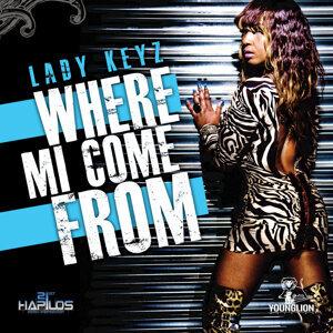 Lady Keyz 歌手頭像