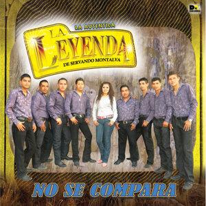 La Leyenda De Servando Montalva 歌手頭像