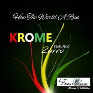 Krome 歌手頭像
