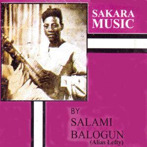 Salami Balogun (Alias Lefty) 歌手頭像