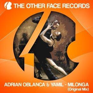 Adrian Oblanca, Yamil 歌手頭像