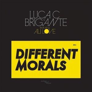 Luca C, Brigante, Ali Love 歌手頭像