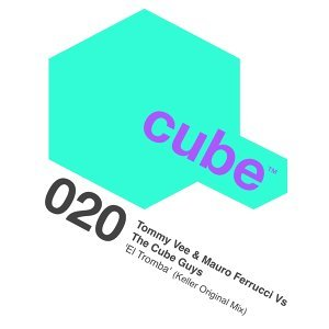 Tommy Vee, Mauro Ferrucci, The Cube Guys 歌手頭像