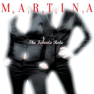 Martina Király 歌手頭像