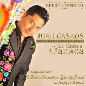 Juan Casaos 歌手頭像