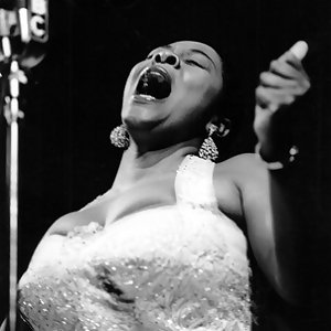 Dinah Washington (黛安娜華盛頓) Artist photo