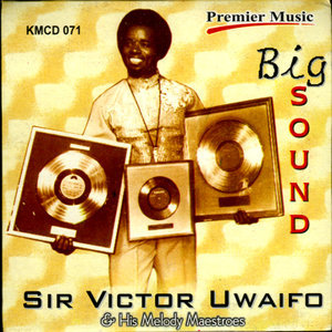 Sir Victor Uwaifo 歌手頭像